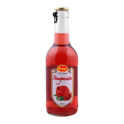 Shezan Pomegranate Fruit Drink, 300ml