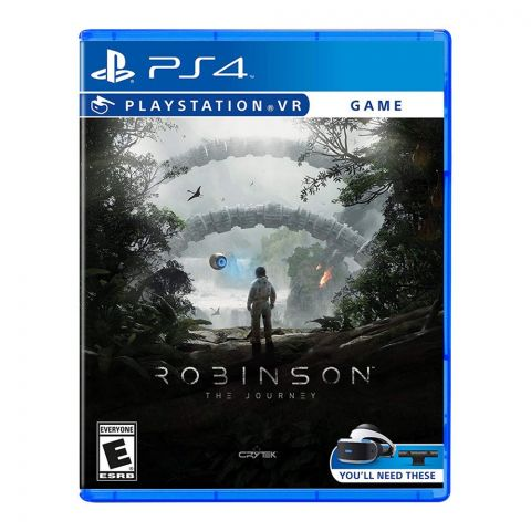 Robinson The Journey - PlayStation 4 (PS4)