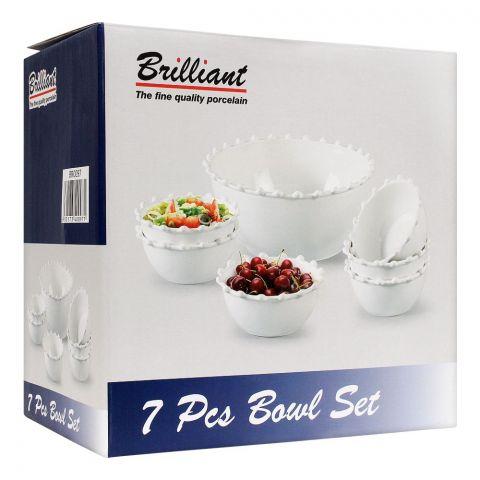 Brilliant Bowl Set, 7 Pieces, BR-0097