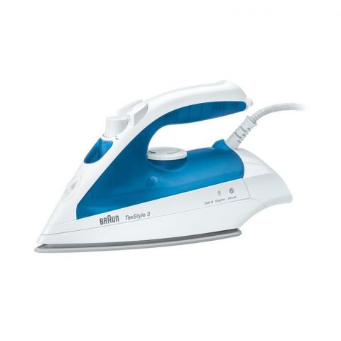 Braun TexStyle 3 Steam Iron, TS 340C