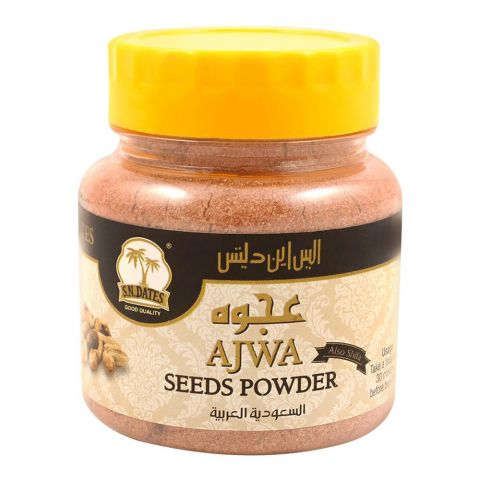 Ajwa Seeds Powder 100gm