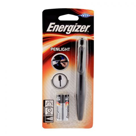 Energizer Pen Light With AAA Batteries PLP22