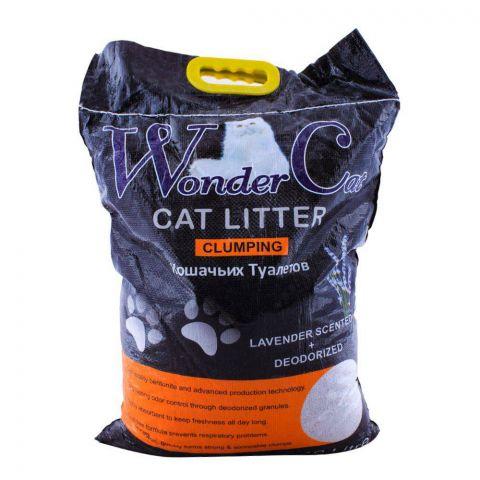 Wonder Cat Litter Lavender Scent 10 Liters