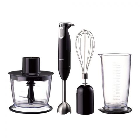 Panasonics Hand Blender, Black, MX-SS1