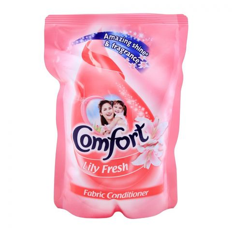 Comfort Lily Fresh Fabric Conditioner 400ml Pouch
