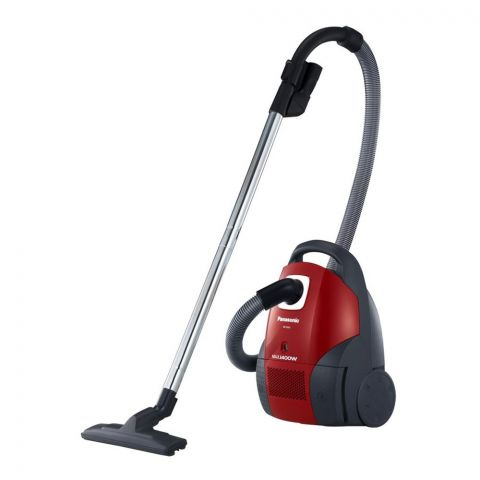 Panasonic Vacuum Cleaner, 1400W, 4L, Red, MC-CG521