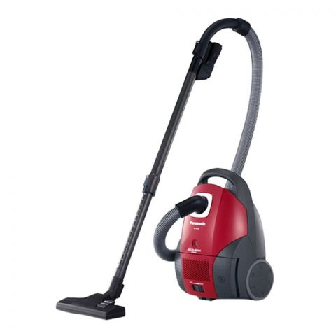 Panasonic Vacuum Cleaner, 1700W, 4L, Red, MC-CG525