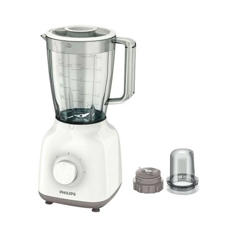Philips Daily Collection Blender, 400 Watts, 1.5 Liter, HR2102
