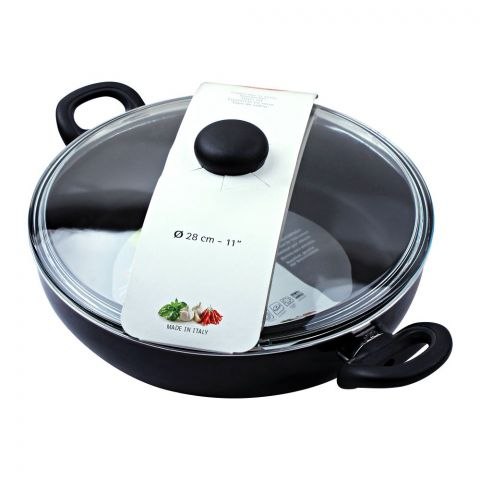 Ballarini Non-Stick Karahi Pan, 28cm, 11 Inches