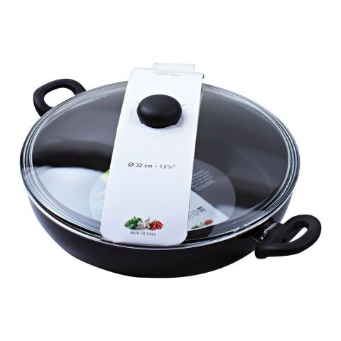 Ballarini Non-Stick Karahi Pan, 32cm, 12.5 Inches
