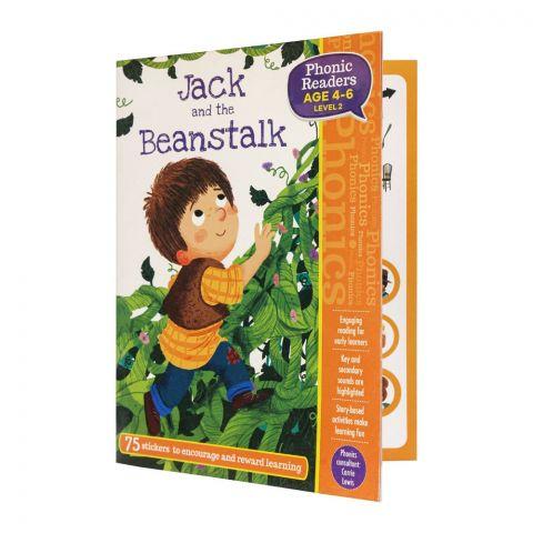 Jack & The Beanstalk Book