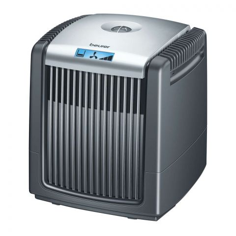 Beurer Air Washer, 2-in-1 Air Humidifier and Air Purifier, Black, LW 220