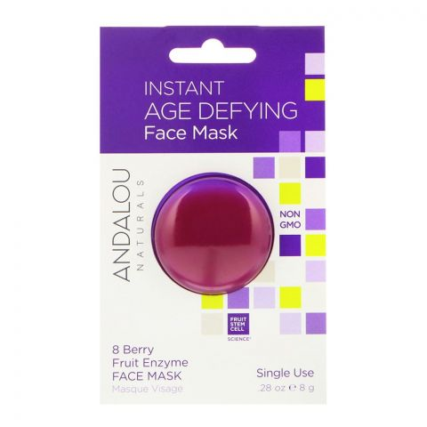 Andalou Instant Age Defying Face Mask