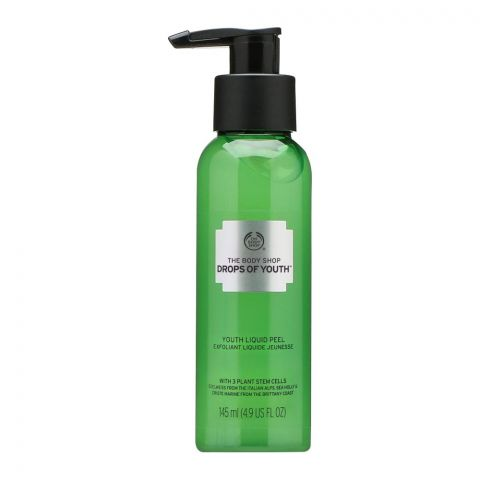 The Body Shop Drops Of Youth, Youth Liquid Peel, 145ml