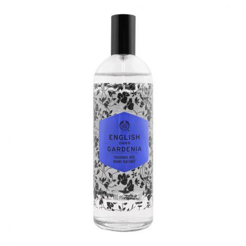 The Body Shop English Dawn Gardenia Fragrance Mist, 100ml