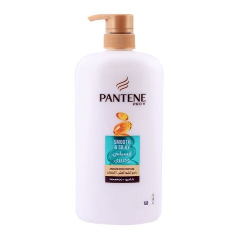 Pantene Smooth & Silky Shampoo 1000ml