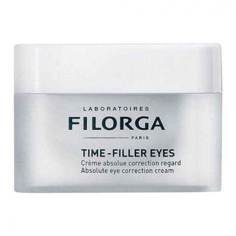 Filorga Time-Filler Eyes, Absolute Eye Correction Cream, 15ml