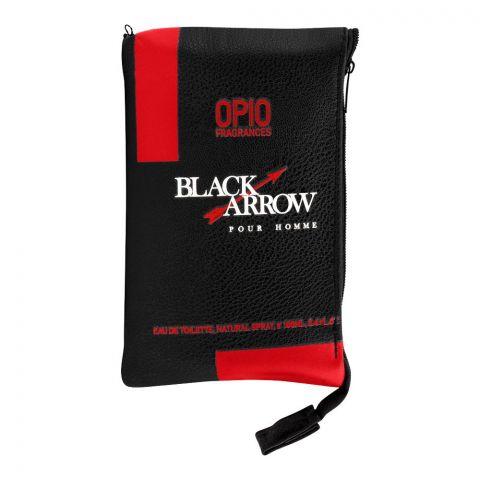Opio Black Arrow Pour Homme Eau De Toilette, Fragrance For Men, 100ml
