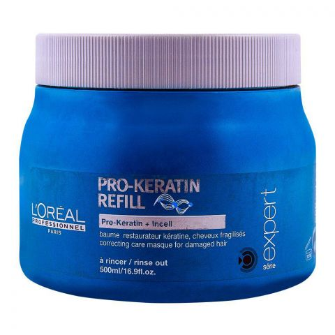 L'Oreal Professionnel Pro-Keratin Refill Hair Masque 500ml