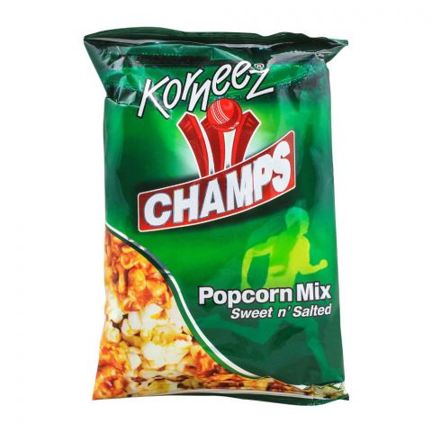 Korneez Champs Popcorn Mix, Sweet & Salted, 85g