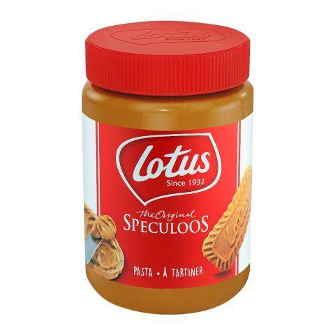 Lotus Pasta Tartiner Speculoos Spread, Original, 400g