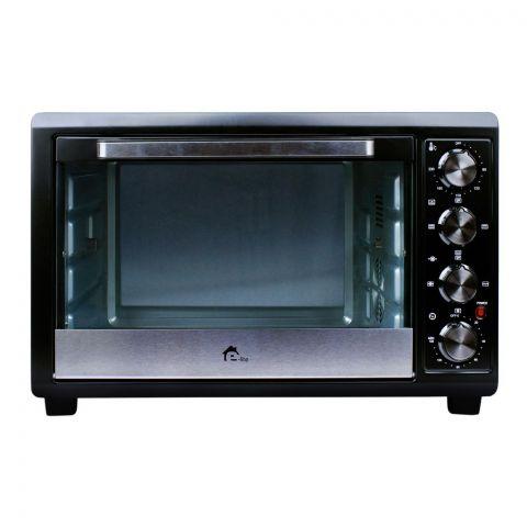 E-Lite Oven Toaster, 45 Liters, 1800W, ETO-453R
