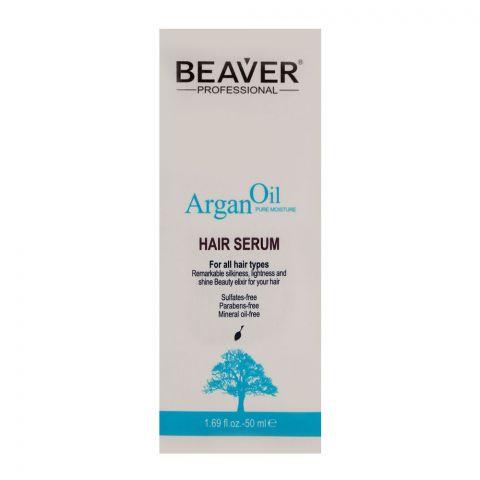 Beaver Professional Argan Oil Hair Serum 50ml