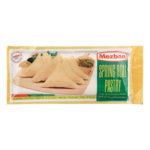 Mezban Spring Roll Samosa Pastry, 30-Sheets, 147g