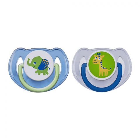 Avent Fashion Orthodontic Soothers 2-Pack 6-18m - SCF195/22