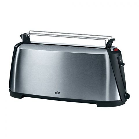 Braun HT600 Sommelier Stainless Steel Toaster