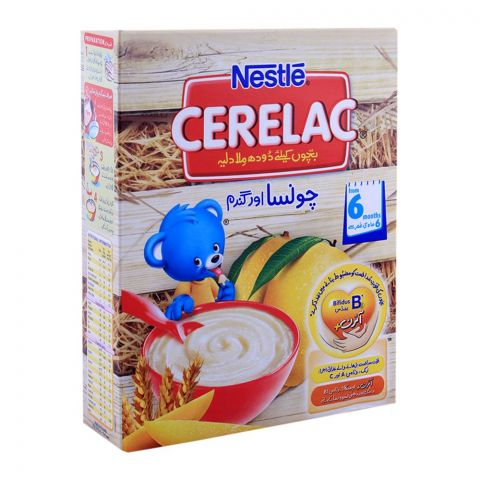 Nestle Cerelac Chaunsa Wheat 175g
