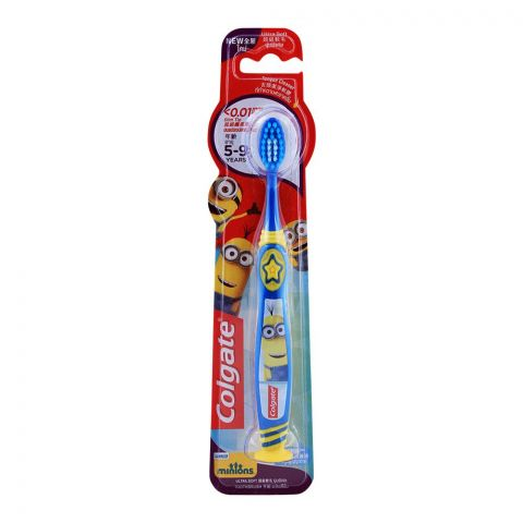 Colgate Minions 5-9 Ultra Soft Toothbrush