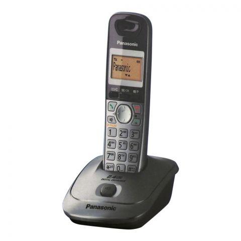 Panasonic Digital Cordless Phone, Black, KX-TG3551BX