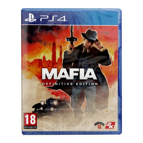 Mafia III Definitive Edition, PlayStation 4 (PS4)