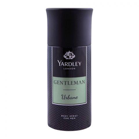 Yardley Gentleman Urbane Deodorant Body Spray, 150ml