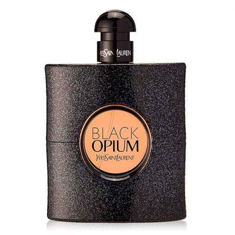 Yves Saint Laurent Black Opium Eau De Parfum For Women 90ml