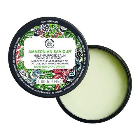 The Body Shop Amazonian Saviour Multi-Purpose Balm, 50ml