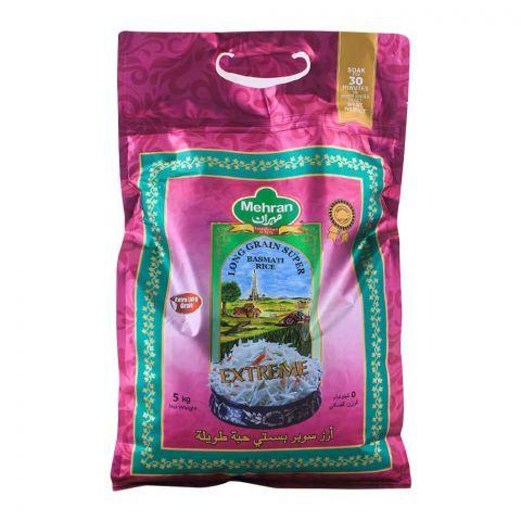Mehran Extreme Super Basmati Rice 5 KG