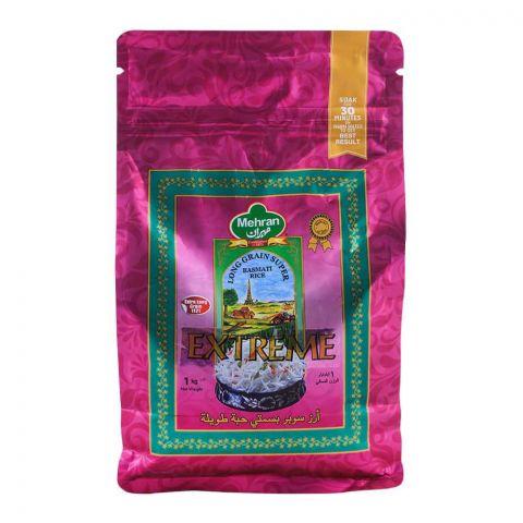 Mehran Extreme Super Basmati Rice 1 KG