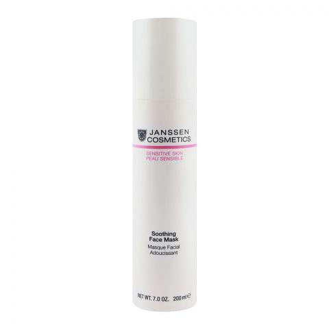 Janssen Cosmetics Sensitive Skin Soothing Face Mask 200ml