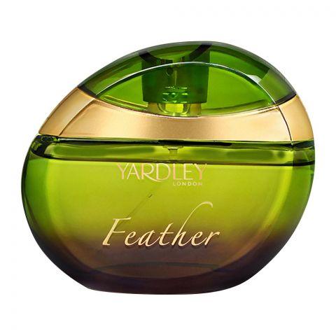 Yardley Feather Eau De Parfum, For Women, 100ml