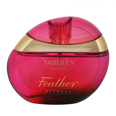 Yardley Feather Eternal Eau De Parfum, For Women, 100ml