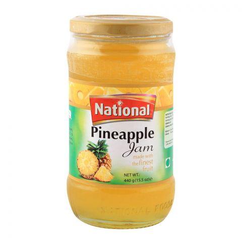 National Pineapple Jam 440gm