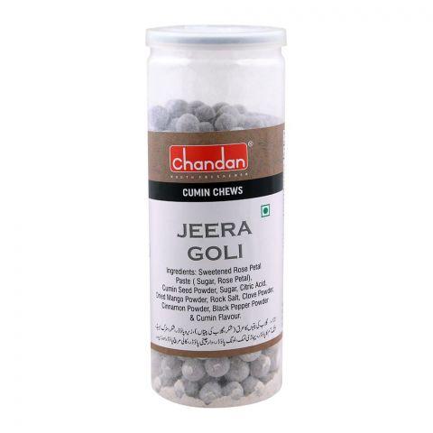 Chandan Jeera (Zeera) Goli, Cumin Chews, 200g