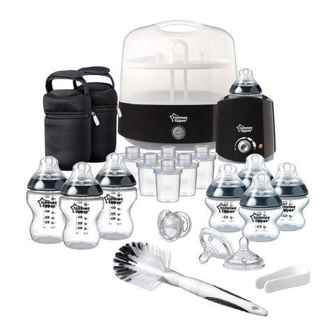 Tommee Tippee Complete Feeding Set (Black) - 423582