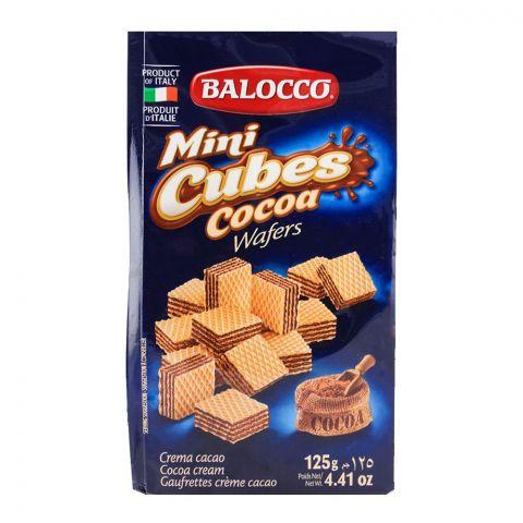 Balocco Wafers Cocao 125gm