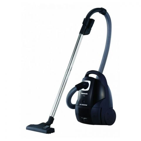 Panasonic Vacuum Cleaner, 1500W, 4L, Black, MC-CG523