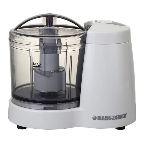 Black & Decker Mini Food Chopper Processor, 120 Watts, SC350