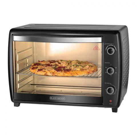 Black & Decker Toaster Oven, 66 Liter, TR066
