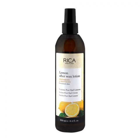 RICA Lemon Restoring & Soothing After Wax Lotion 250ml